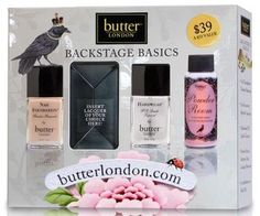 butter LONDON 'Backstage Basics' Customizable Set available at Nordstrom London Nails, Pedicure Tools, Dry Nails, Nail Treatment, Butter London, Acetone, Nordstrom Anniversary Sale, Beauty Nails, Makeup Cosmetics
