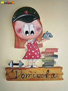 anjelicek / Menovka - policajtka
