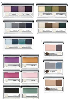 Maquiagem Clinique Fall 2013 Makeup Collection!