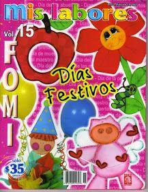 Revistas de manualidades san valentin - Revistas de manualidades gratis Magazine Crafts, Diy And Crafts, Character, Magazines, Ideas, Free Downloads, Valentines, Parties Kids, Teachers