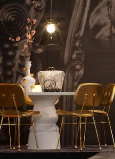 The Bell Lamp by Marcel Wanders for MoooiInspirationist | Inspirationist