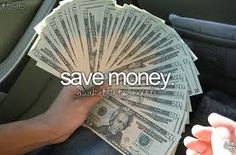 this is MAJOR I would love to have a huge savings account so I could go on lots of trips!!! :)