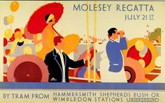 A2  Reprint 1935 The Oval Cricket Ground Poster A3
