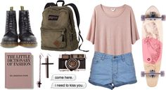 """Untitled #309"" by badobsessionn ❤ liked on Polyvore"