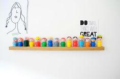 kids room fun - fisher price shelf