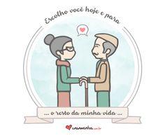 Frases de amor do casamentos.com.br Compartilhe com o amor da sua vida <3