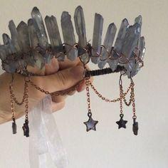 """""""ℓσσк αт тнε sтαяs. sεε тнειя вεαυтү. αη∂ ιη тнαт вεαυтү, sεε үσυяsεℓғ."""" - Draya Mooney ✯ ⋆ Starry crown number two! This one is made with…"""