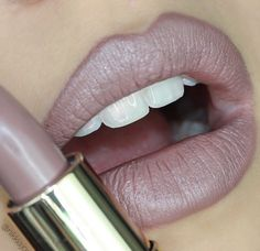 Lipstick in the shade Underground, by Gerard Cosmetics.
