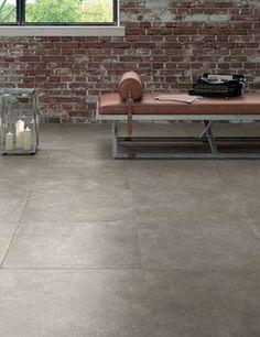 Pavimenti e rivestimenti effetto cemento | Mirage