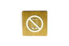 Superbe No Cellphone Sign, No Phones Please, No Mobile Phone, Quiet Zone, Privacy,  Restaurant, Hotel, Resort, Wellness And Spa. Door SignsWood ...