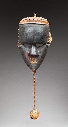 Salampasu Mukinka Mask, DR Congo