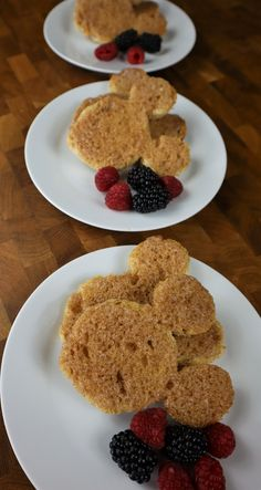 This morning's breakfast, Mickey Mouse cinnamon sugar toast with fresh berries. This is such a delicious, easy and fun recipe to make with the kiddies (it's also a fun recipe to make without the kiddies too). Breakfast always tastes better with Disney.      #mickeymouse #disneyfoodideas #disney #disneyfan #funcooking #breakfast #foodie #recipes #recipe #breakfastrecipe #lovefood #simplecooking #letscook #onmytable #jenniferkatie #youtuber #foodblogger #foodvibes Fun Cooking, Cooking Recipes, Lunch Recipes, Breakfast Recipes, My Favorite Food, Favorite Recipes, Disney Food, Love Food, Food To Make