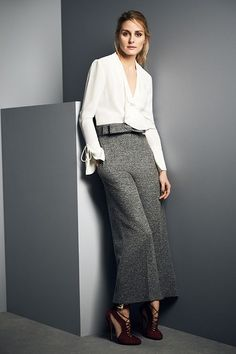 hur man bär culottes på vintern 10 bästa outfits