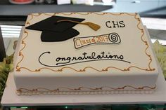 Graduation Cakes - That's The
