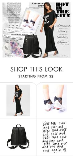 """""""Zaful 56"""" by difen ❤ liked on Polyvore featuring Chanel"""