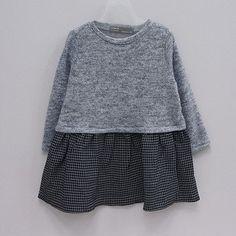 Eclair Mocha Dress (2C)