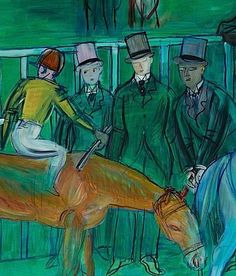 Raoul Dufy (French; Fauvism, Modernism, 1877-1953): 1934. - Google Search