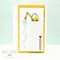 Create a smile: Personalize Your Card!