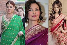 Expert Fashion Tips for a Non-Indian Bride for Her Indian Wedding - BollywoodShaadis.com