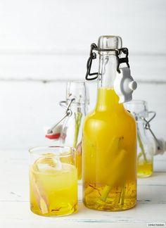 Jungfräulich oder mit einem Schluck Sekt aufgegossen - diese Limo passt zu jeder Stimmung.