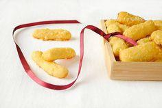 Bastoncini di Patate e Formaggio-Cheese and Potato  Sticks
