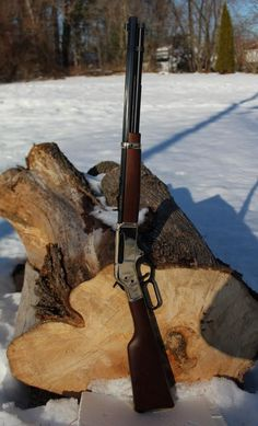 """In a recent piece I wrote here in Outdoors Unlimited I gave my """"All American Christmas List"""". At the top of that list was a Henry Repeating Arms Winchester 1894, Henry Rifles, Lever Action Rifles, Hunting Rifles, Firearms, Shotguns, Weapons Guns, Old West, Big Trucks"""