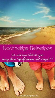 Travel Advice, Travel Tips, Sustainability, Beach Mat, Outdoor Blanket, Kids, Allg, Babys, Sustainable Ideas