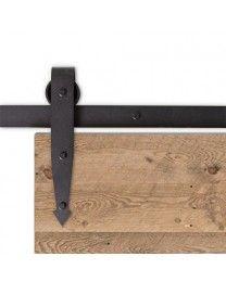 Arrow Barn Door Hardware | Artisan Hardware