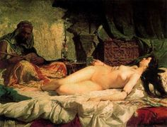 FORTUNY Y GARBO MARSAL, Mariano J.M.B. - Odalisque - Musée d'art moderne, Barcelone