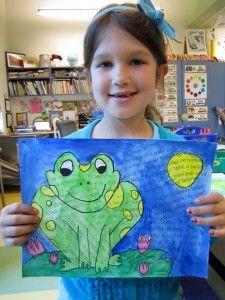 Kindergarten Frogs