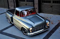 Sweet Chevrolet pick up