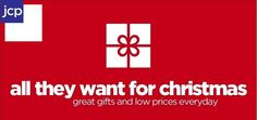 All They Want for #Christmas.  http://yespricer.com/jc-penney/