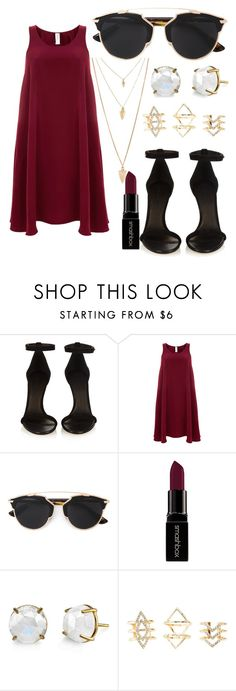 """""""If you can shine then do it"""" by boneca-costa ❤ liked on Polyvore featuring Isabel Marant, Finery London, Christian Dior, Smashbox, Charlotte Russe, Forever 21, women's clothing, women, female and woman"""