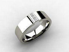 Men's ring. [TRK]