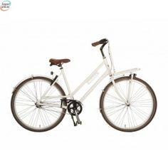 """Popal Brooklyn White - 3 Gir - 28"""" - Dutch Bike - Damesykkel kr 6 240,00"""