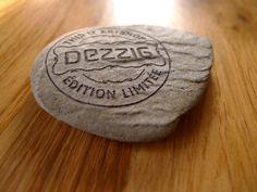 Laser engraved rock?? - Dezzig laser engraving