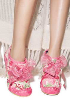 Irregular Choice Abigail's Party Bootie | Dolls Kill