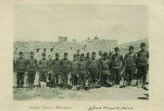 [Ottoman Empire] Ottoman Soldiers in Manakha, Yemen (Yemen Manaka Dağlarında Osmanlı Askerleri)