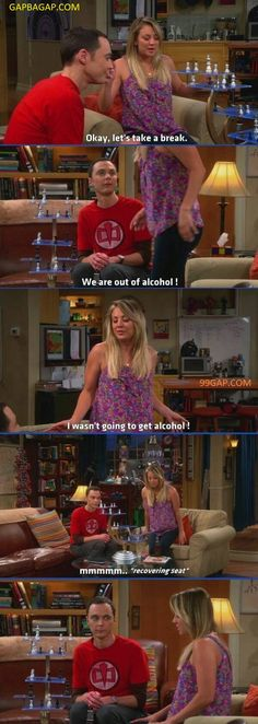 #FunnyMemes About Alcohol By #TheBigBangTheory #FunnyPictures