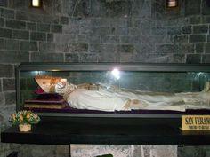 Relics of Saint Veranus