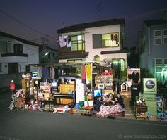 Tokyo from Material World: A Global Family Portrait by Peter Manzell and Faith D'Aluisio