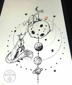 25 best ideas about desenho pequeno principe on Cute Drawings, Drawing Sketches, Tattoo Drawings, Tattoo On, Drawing Ideas, Little Prince Tattoo, The Little Prince, Kadu Tattoo, Prince Drawing