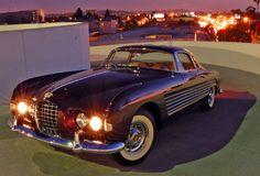 1953 Cadillac Series 62, custom built for Rita Hayworth