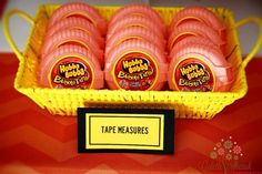 Construction Party Food Ideas (Collection) - Moms & MunchkinsYou can find Construction party and more on our website. Construction Birthday Parties, 4th Birthday Parties, Birthday Fun, Third Birthday, Birthday Ideas, Birthday Banners, 1st Birthdays, Construction Party Foods, Birthday Invitations
