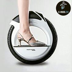 Portable Personal Mobility Transporter Fastwheel Eva Pro