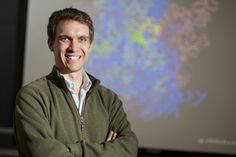Paul Whitford, an assistant professor of physics, presents a framework for better understanding the ribosome, the part of the cell responsible for making proteins.