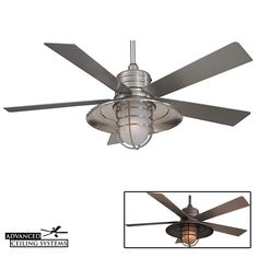 5 texas star ceiling fans to complete your western style decor beach house ceiling fans coastal ceiling fan for living room or outdoor space add a touch of beachy decor to your space aloadofball Gallery