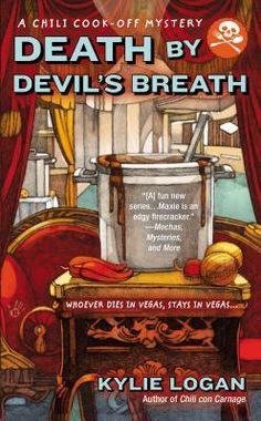 Death by Devil's Breath, by Kylie Logan.
