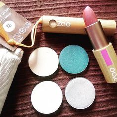Is your makeup eco-friendly? Help save the environment every time you purchase ZAO's refills. www.ZAOorganicmakeup.com