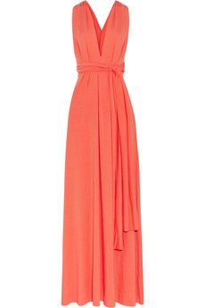 Love this Tart dress (in coral) for an elegant summer wedding.